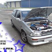 Daihatsu charade GTti 153hk *SOLGT