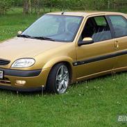 "Citroën Saxo VTS 1,6i 8v ""SOLGT"""