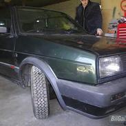 VW Golf 2 GTi  givet væk