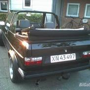 VW golf cabriolet BYTTET