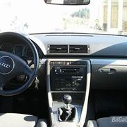 Audi A4 1.8 Turbo  ( SOLGT )