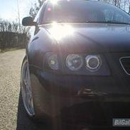 Audi A3 1.8 turbo *black widow