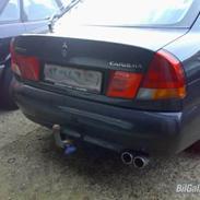 Mitsubishi Carisma Solgt