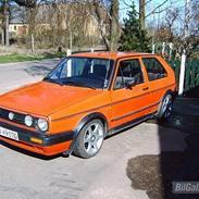 VW Golf 2, 1.8