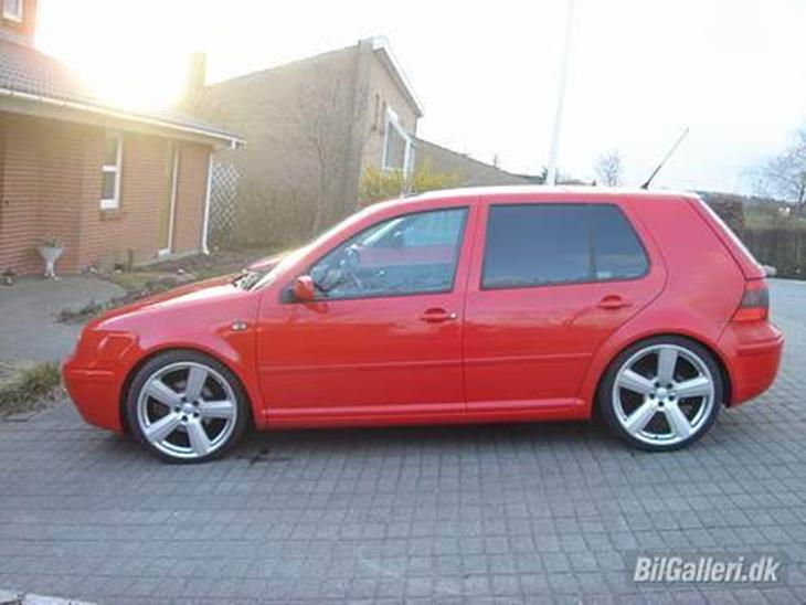 vw golf iv gti turbo solgt 1998 flere billeder kommer kano. Black Bedroom Furniture Sets. Home Design Ideas