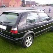 VW Golf 2 - Solgt -