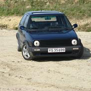 VW Golf II Gti Wolfsburg
