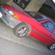 Ford escort 1.6(solgt)lortebil