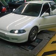 "Honda Civic VTI ""Solgt"""