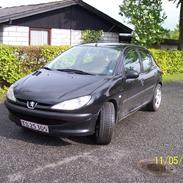 Peugeot 206 1,9 D (SOLGT)