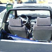 Ford Escort Cabriolet BYTTET!