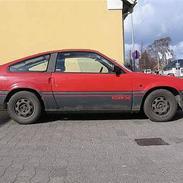 Honda crx 1,5i 12v SOLGT