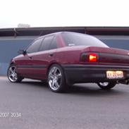 Mazda 323 S Solgt