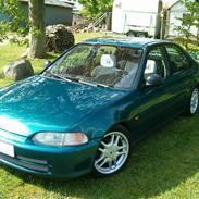 Honda Civic (Gået Bort)
