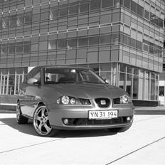 Seat ibiza fr 1,8 turbo 6L
