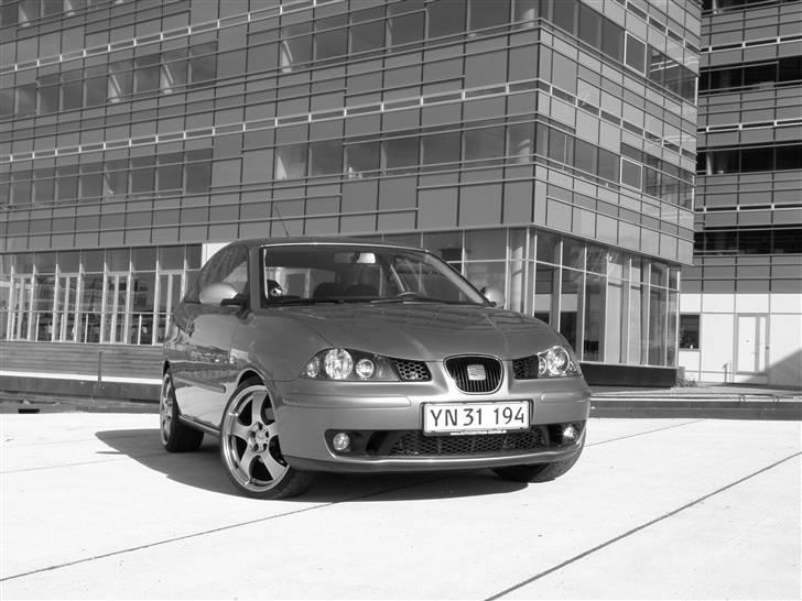 Seat ibiza fr 1,8 turbo 6L billede 1