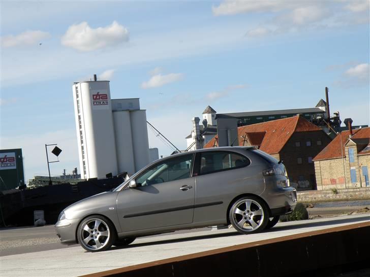 Seat ibiza fr 1,8 turbo 6L billede 10