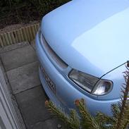 Citroën Saxo 1,6 16v VTS Babyblå