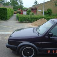 VW Golf DØD