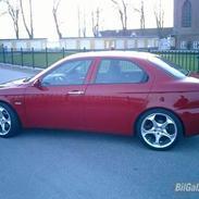 "Alfa Romeo 156 ""solgt"""