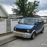 Chevrolet astro van rs