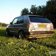 VW Golf II *Solgt*