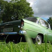 Opel Rekord P1 Olympia 1700