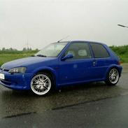 Peugeot 106 Rally Solgt
