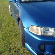 Honda Civic 1,5  *Bolch Blue*