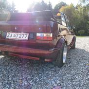 VW Golf 1 cab
