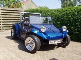 VW Beach Buggy SOLGT