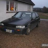 Toyota 1,3 DX Turbo solgt