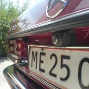 Mercedes Benz W123 240D  **1.200.000 km