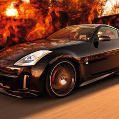 Nissan 350Z - Black Thunder