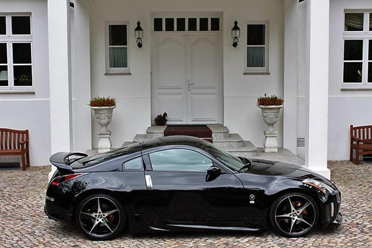 Nissan 350Z - Black Thunder - Foto af S.Lykke: Ultimo juni 2009. billede 5