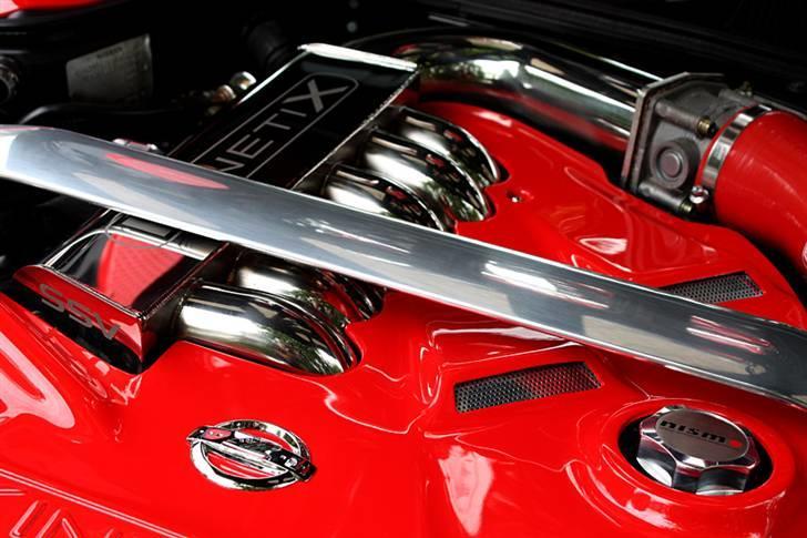 Nissan 350Z - Black Thunder - Foto af S.Lykke: Ultimo juni 2009. billede 11