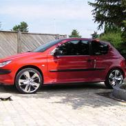 Peugeot 206 XR 2000