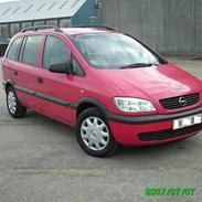 Opel Zafira 1.6i 16V (SOLGT)