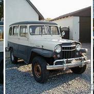 Jeep Willys Station Wagon 4x4