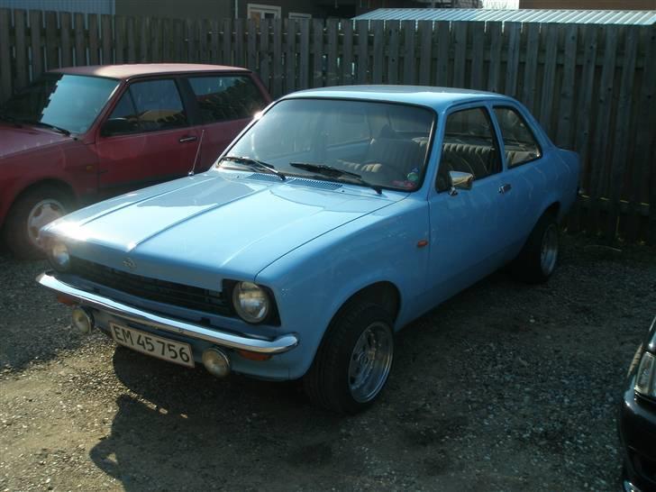 Opel Kadett C  Til Salg billede 5