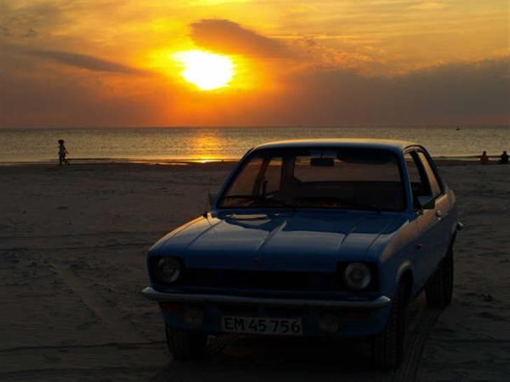 Opel Kadett C  Til Salg - Som den stod før maler billede 7