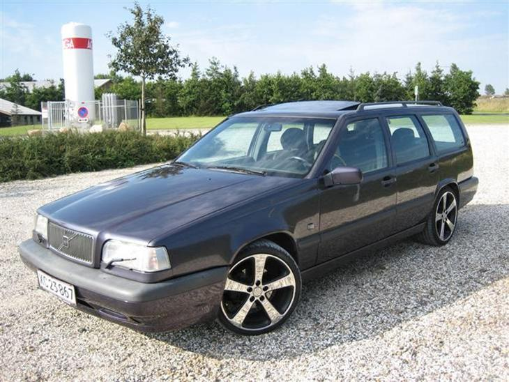 volvo 850 2 3 t5 solgt 1995 rigtig l kker bil. Black Bedroom Furniture Sets. Home Design Ideas