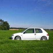 Peugeot 106 Rallye SOLGT