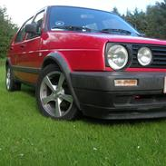 VW Golf II GTD + IC !