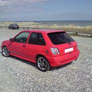 Ford fiesta 1,8 is byttet