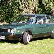 VW Golf 1 GX 1983, SOLGT
