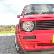 VW Caddy Solgt