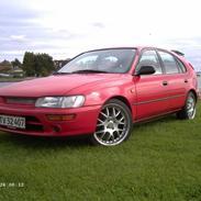 Toyota Corolla(Æ ROLLA) SOLGT