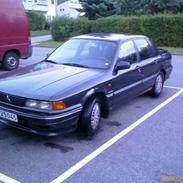 Mitsubishi galant SOLGT!