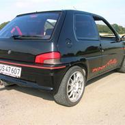 Peugeot 106 1,3 Rallye SOLGT